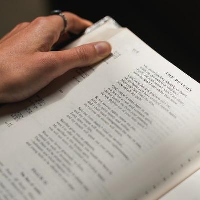 Bible Study Photo 400x400